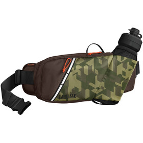 CamelBak Podium Flow Juomavyö 620ml, camelflage/brown seal